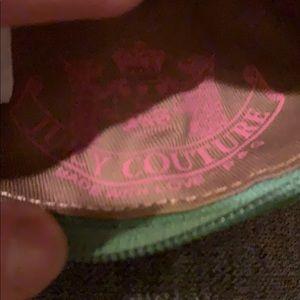 Juicy Couture Bags - Juicy Couture logo makeup bag